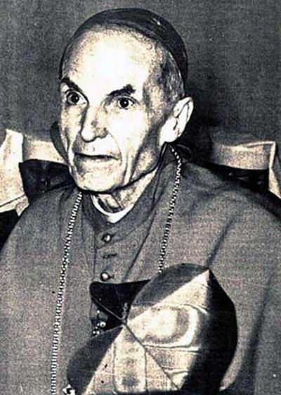 Cardinal Elia Dalla Costa